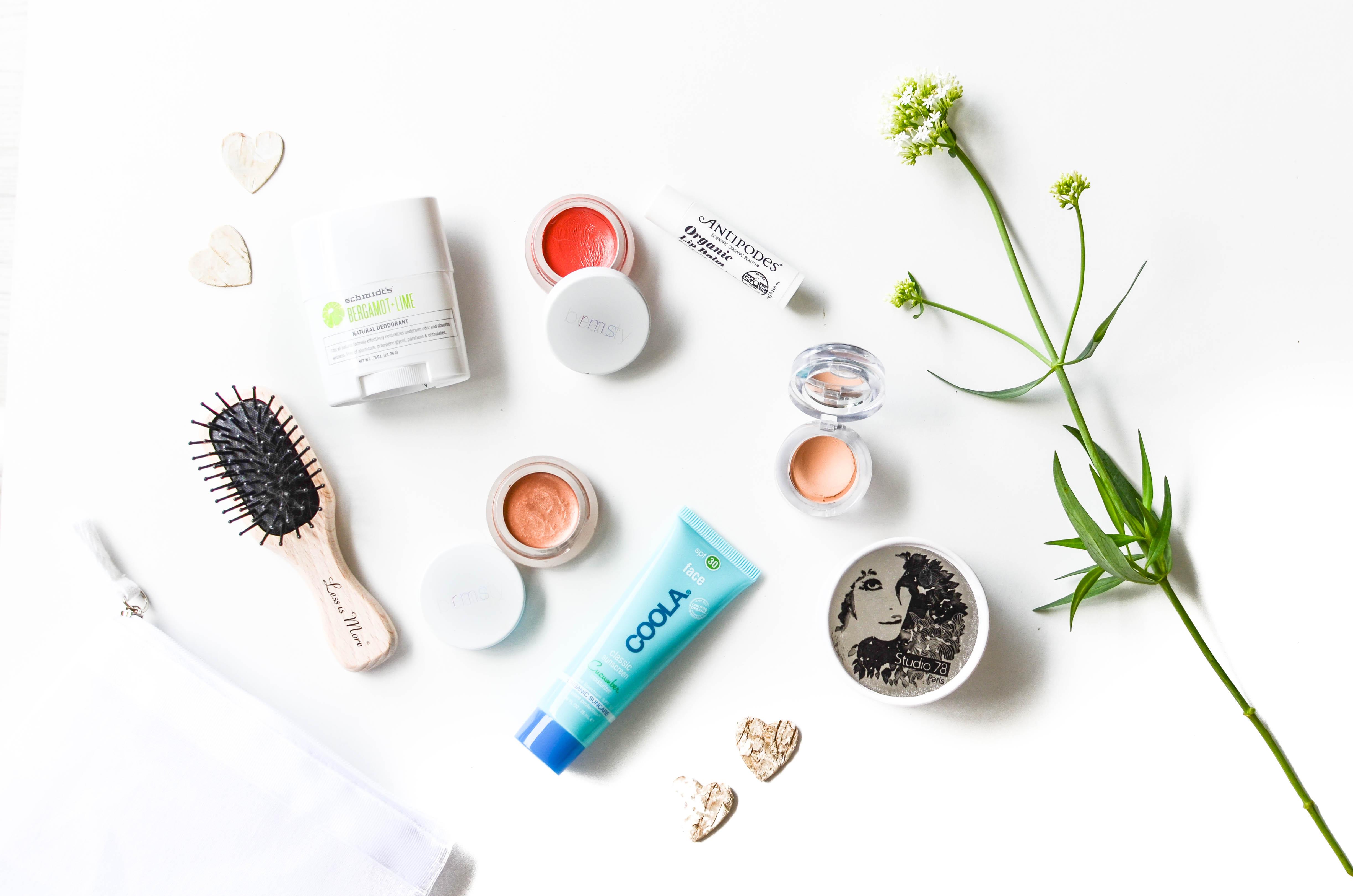 [MHM] Favorites to Go // Die liebsten Kosmetikprodukte für unterwegs!