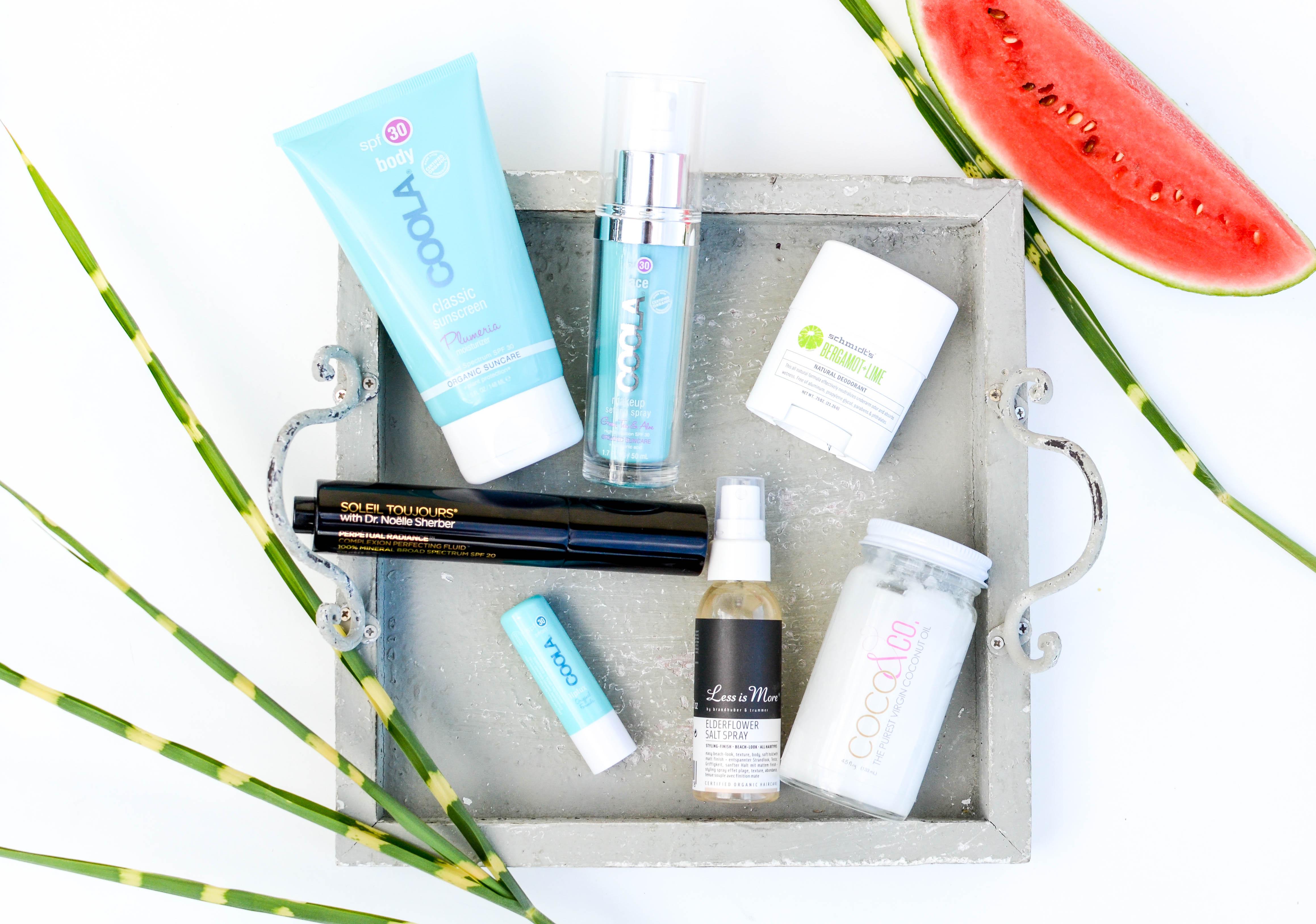 [MHM] Sunbath // Die idealen Beautyprodukte für die Badetasche