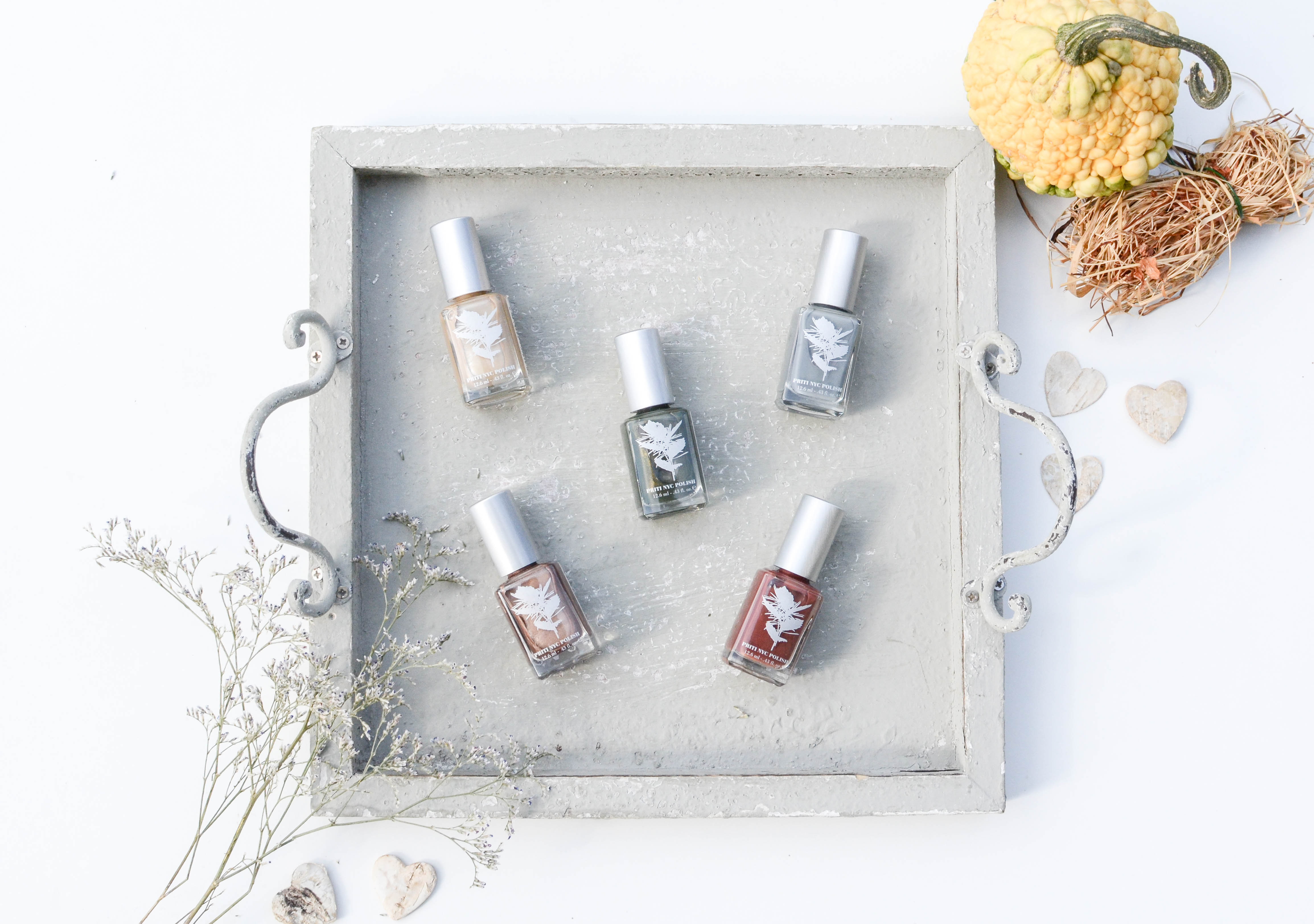 [MHM] Nails // Die Nagellackfarben für den Herbst 2017